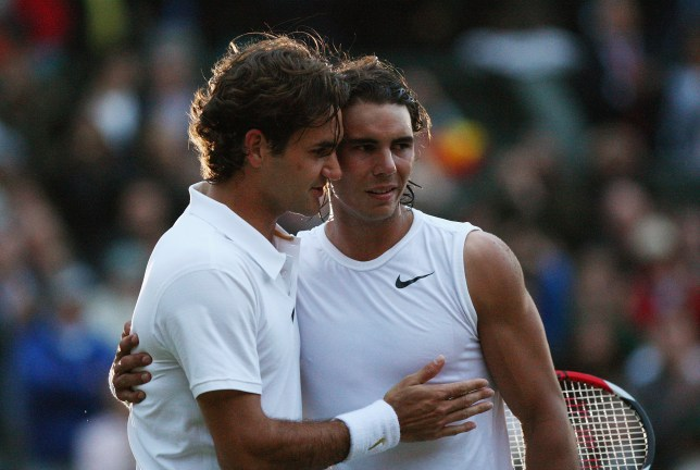 Roger Federer names the two big changes Rafael Nadal has made since they last met on grass