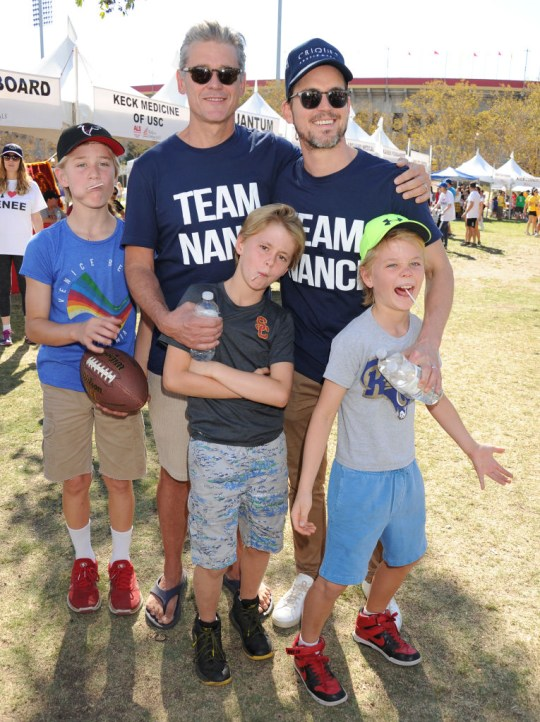 Matt Bomer reveals 'sweet moment' his son came out as