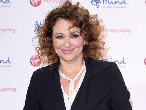 Loose Women's Nadia Sawalha would cry herself to sleep as she 'didn't think she looked good enough'