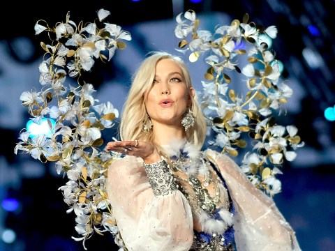 Karlie Kloss left Victoria's Secret as she didn't agree with its message to young women
