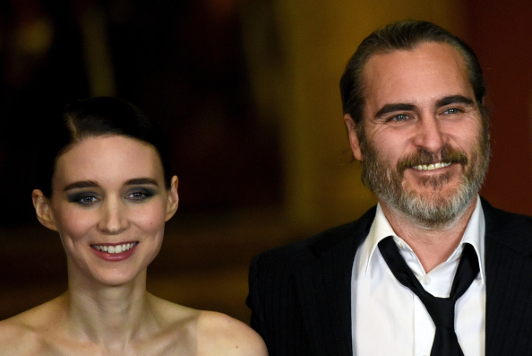 Joaquin Phoenix and Rooney Mara 'engaged after three years