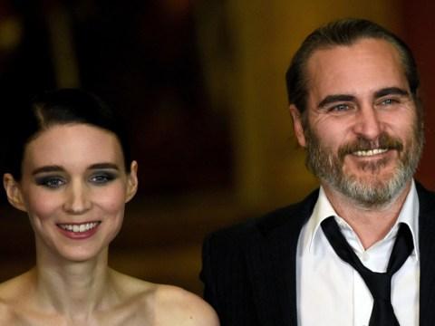 Joker's Joaquin Phoenix and Rooney Mara 'engaged after three years of dating'
