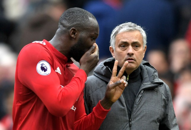 Antonio Conte believes Jose Mourinho wasted Romelu Lukaku at Man Utd