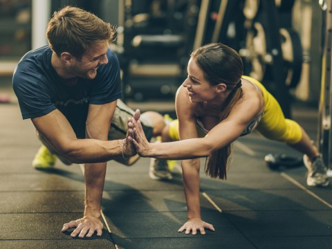 Would you try date-ercise – the speed dating fitness class?