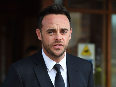 Ant McPartlin back behind the wheel after 15 month road ban for drink driving