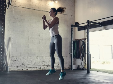 Daily Fitness Challenge: How quickly can you do 20 high burpees?