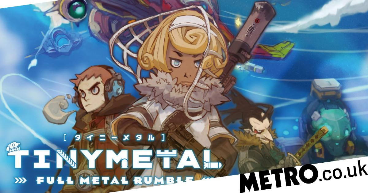 Games review: Tiny Metal: Full Metal Rumble is a great