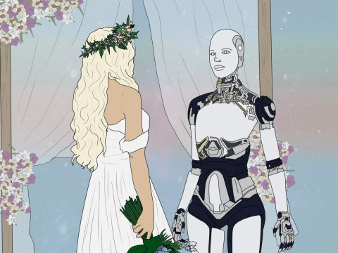 Should I have let my daughter marry our robot?