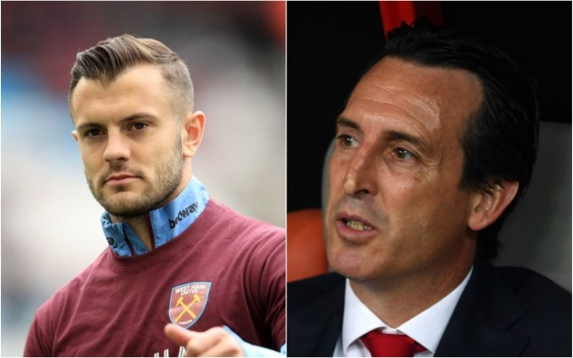 Jack Wilshere says Ryan Fraser would be a 'great signing' for Unai Emery and Arsenal