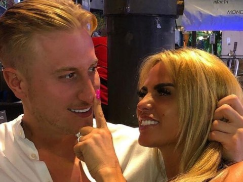 Katie Price 'persuades beau Kris Boyson to get half price nose job' in shock turn of events