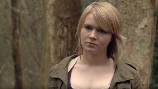 Melissa Suffield as Lucy Beale in EastEnders
