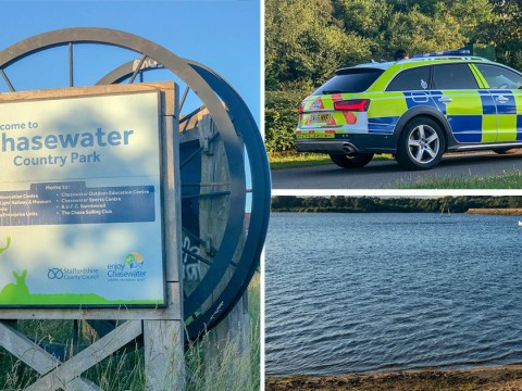 Man, 21, drowns after getting into difficulty swimming in reservoir