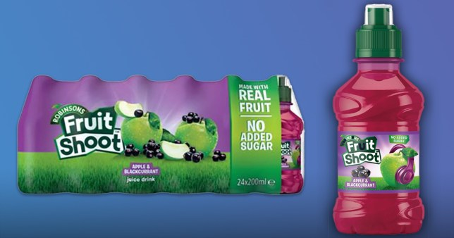 Robinsons Fruit Shoot recall affects Tesco and McDonald's over choking fears