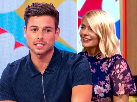 Holly Willoughby scolds Love Island's Tom Walker as claims Maura Higgins overreacted