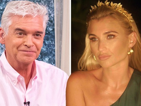 Billie Faiers slams 'rude' Phillip Schofield over This Morning interview about her wedding