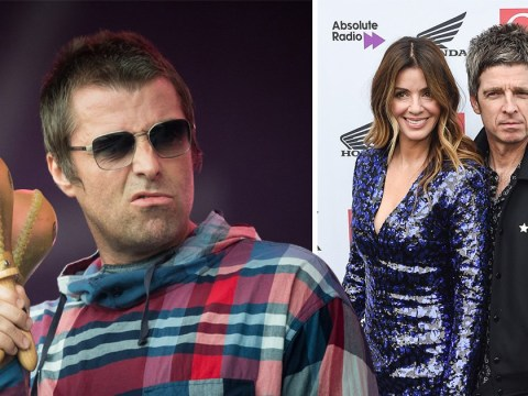 Noel Gallagher's wife Sara MacDonald calls Liam 'fat t**t' as family swerves Glastonbury set