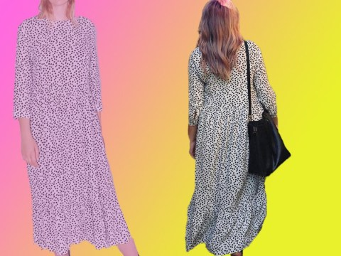 Document sightings of THAT Zara dress on this hilarious Insta account