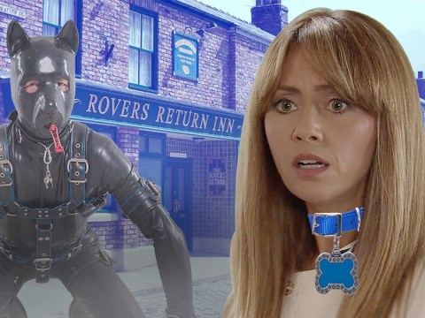 Coronation Street spoilers: Dog sex humiliation leads to passion for Maria Connor