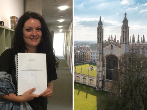 Cambridge student quits PhD because she doesn't want to benefit from 'white privilege'