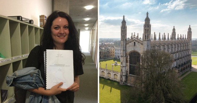 Indiana Seresin was two years into an English PhD when she quit her studies, citing 'structural racism' at Cambridge University