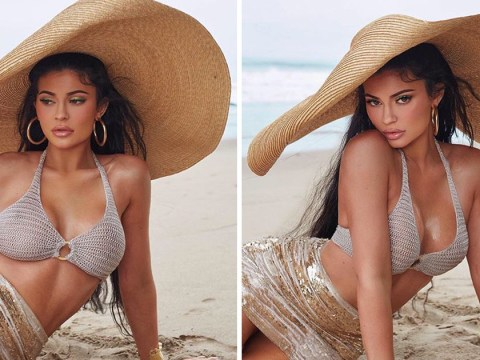 Kylie Jenner channels old Hollywood as she launches new summer cosmetics collection