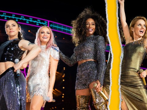 Geri Horner 'considering quitting Spice Girls again' over world tour plans