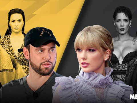 Taylor Swift vs Scooter Braun: Which celebrities have taken a side?