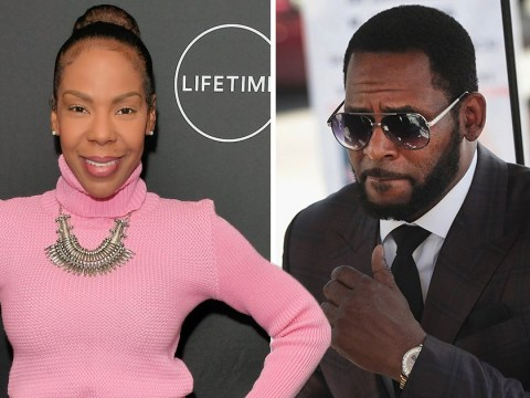 R Kelly's lawyers requests ex-wife Andrea be jailed for 'breaking terms of their divorce'