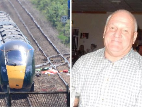 First picture of railway worker killed after 'not hearing oncoming train'