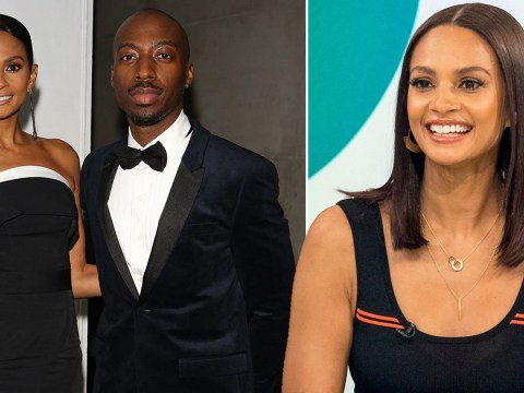 When is pregnant Alesha Dixon due to give birth and who is her partner?