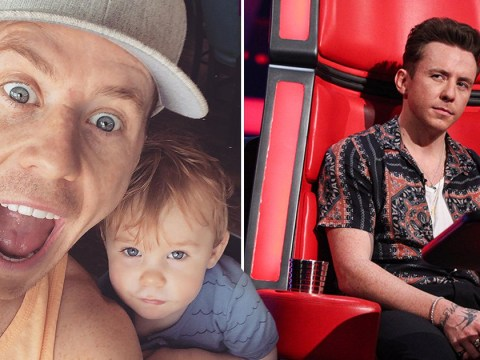 Danny Jones admits being a dad to son Cooper has 'opened his heart' on The Voice Kids