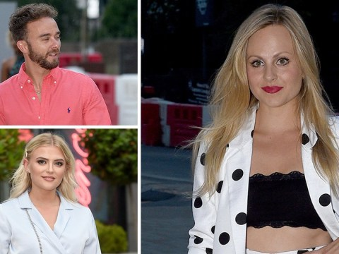 Coronation Street stars Lucy Fallon, Jack P Shepherd, Tina O'Brian and Alan Halsall get their party on at ITV summer bash