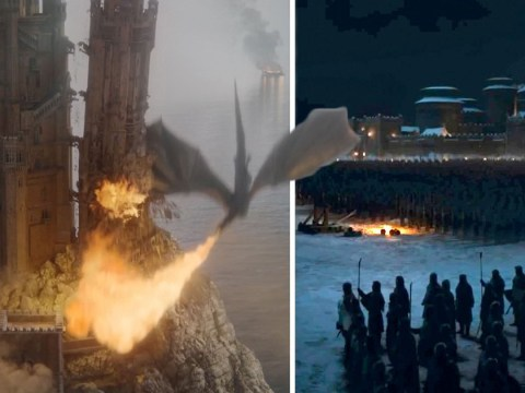 Game of Thrones team reveal how the Battle for Winterfell was so perfect and why Rhaegal's death was brutal