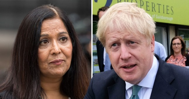Labour MP Yasmin Qureshi has called on Boris Johnson to 'bring communities together' rather than divide them (Picture: PA)