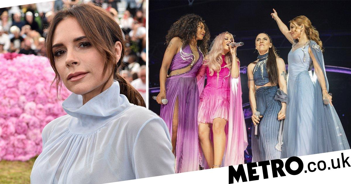Victoria Beckham says it took 'a lot of courage' to turn down Spice Girls tour