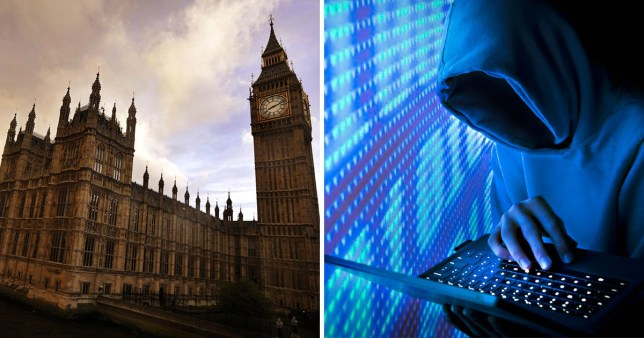 200,000 searches for porn sites have been blocked in the House of Commons each year