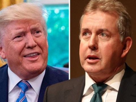 Trump's White House is 'uniquely dysfunctional and clumsy', says UK ambassador to US
