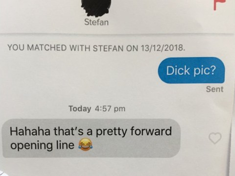 Student asks men of Tinder to send her d*ck pics for art, 300 of them come through