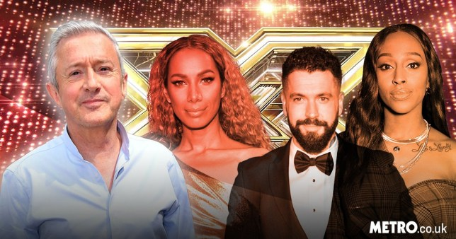 Leona Lewis, Shayne Ward and Alexandra Burke are on board