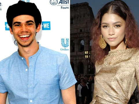 'Heartbroken' Zendaya pays tribute to Disney's Cameron Boyce as Descendants star dies aged 20