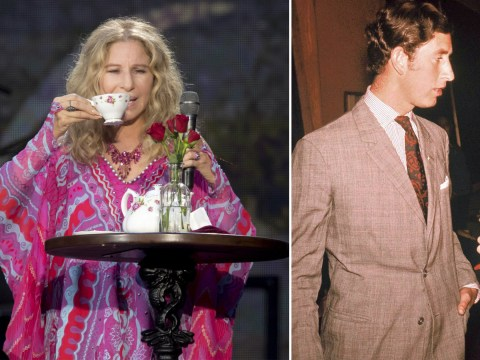 Barbra Streisand 'could have been first Jewish princess' in nod to Prince Charles at BST
