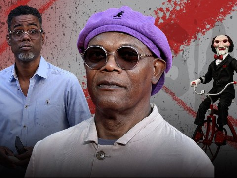 Samuel L Jackson 'joins Chris Rock in Saw reboot' and it just got a whole lot more interesting