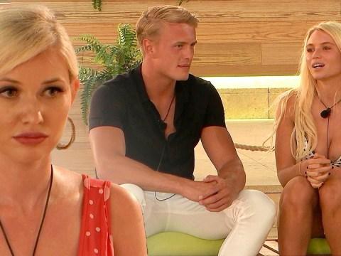 Love Island fans convinced Lucie Donlan will be dumped after heartbroken Amy Hart walks out