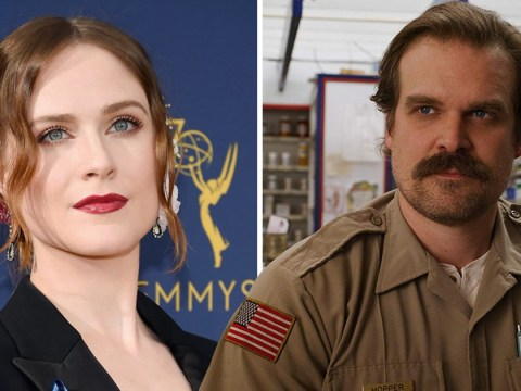 Stranger Things 3 character Jim Hopper's 'toxicity' called out by Evan Rachel Wood