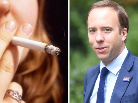 Smoking must be wiped out in UK within 11 years, ministers say