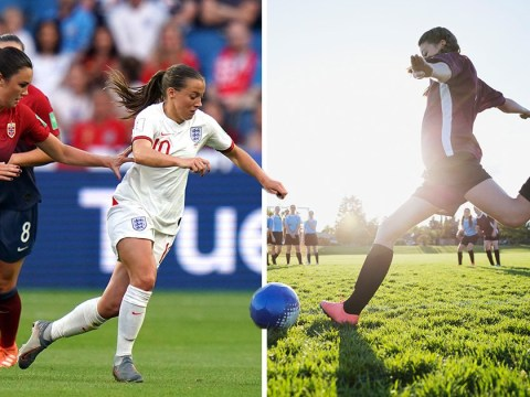 Record amount of girls and women playing football after World Cup