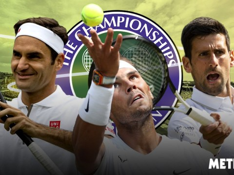 Men's quarter-final preview and predictions: Can anyone make a dent in Federer, Djokovic & Nadal?