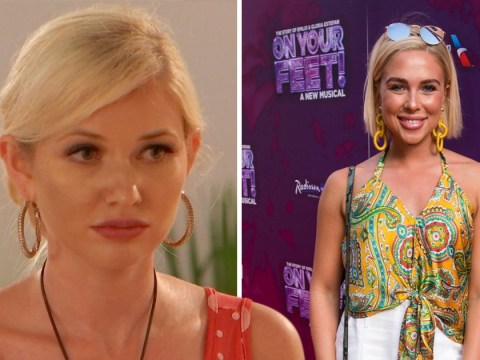 Gabby Allen thinks Love Island's Amy Hart is an 'unbelievably strong woman' for leaving the villa