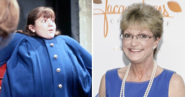 Willy Wonka actress Denise Nickerson taken off life support a year after 'severe stroke' aged 62