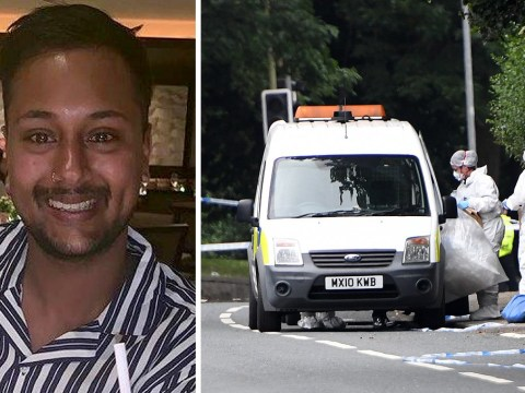 Police say body found wrapped in plastic in woods is missing chef Hiran Chauhan